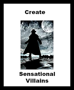 Create Sensationaal Villians