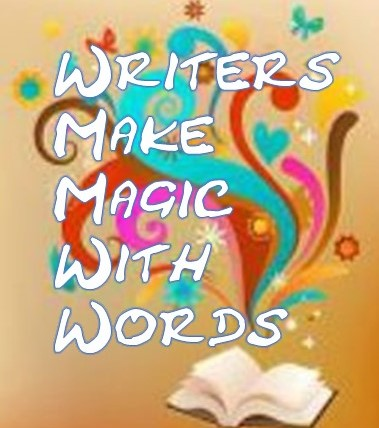 writers magic with words